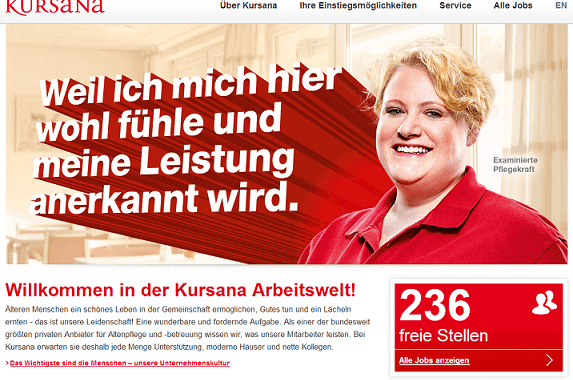 Nemačka Partneri Kursana