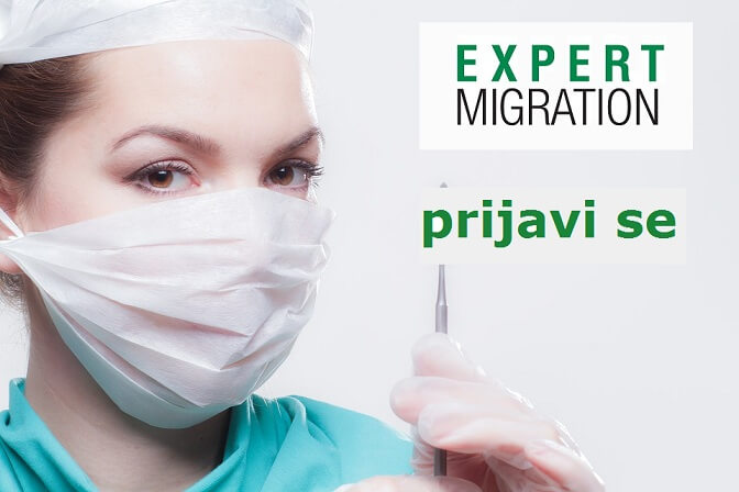 Ekspertska Migracija Projekat