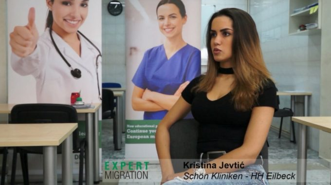 Iskustvo Kristina Jevtic