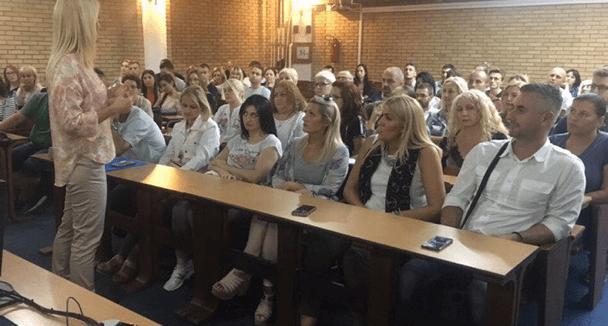 Niš, Prezentacija Programa Ekspertska Migracija, Nemačka