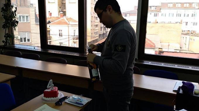 Za Uspeh Ne Postoji Lift, Iskustvo Medicinskog Tehničara Gorana Kostića