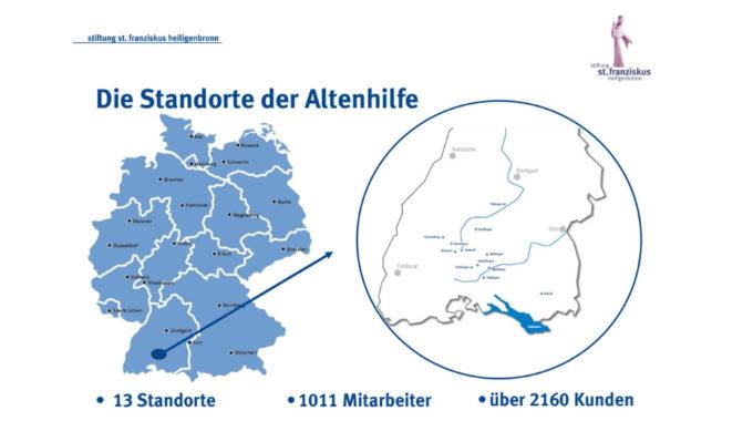 Novi Poslodavac U Južnoj Pokrajini Baden-Württemberg, Stiftung St. Franziskus Heiligenbronn